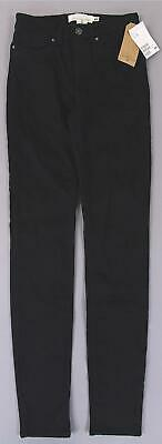H&M Women's Label Of Graded Goods Stretchy Skinny Jeans GS2 Black Size 0 NWT • 14.99$