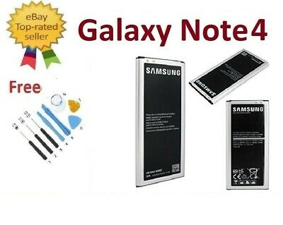 AU15.95 • Buy NEW Replacement Battery For Samsung Galaxy Note 4  N9100 (NO NFC)
