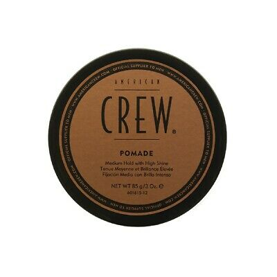 £11.61 • Buy American Crew Pomade With Medium Hold And High Shine 85g