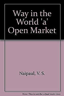 £3.09 • Buy Way In The World Hardcover V. S. Naipaul