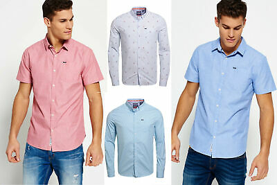View Details New Mens Superdry Shirts Selection - Various Styles & Colours 090519 • 17.99£