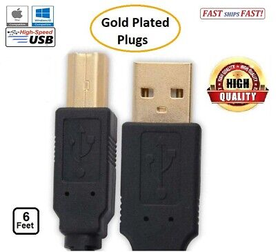 $4.49 • Buy Usb Data Cable For M-audio Key-station 61, M-audio Minicontroller 32 49 61 88