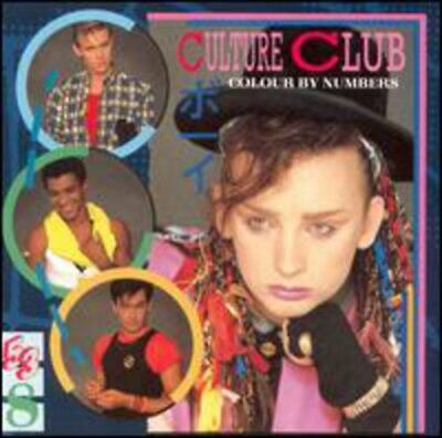 £14.99 • Buy CULTURE CLUB - COLOUR BY NUMBERS CD Value Guaranteed From EBay's Biggest Seller!