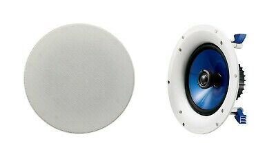 AU496 • Buy Yamaha NS-IC800 8  In-Ceiling Speakers X 2 - RRP $549.00