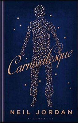 Carnivalesque By Jordan, Neil Book The Fast Free Shipping • 7.83£