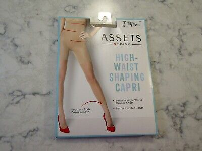 06a3d7228df778 ASSETS SPANX High Waist Shaping Capri--Size 1--Up To 5'
