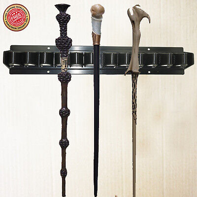 $ CDN12.07 • Buy Rack For Wand Stand Holds Harry Potter Wands Holds 12 Wands - NEW