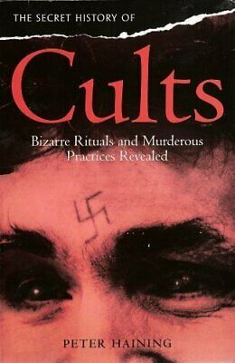 Cults By Peter Haining Book The Cheap Fast Free Post • 3.99£