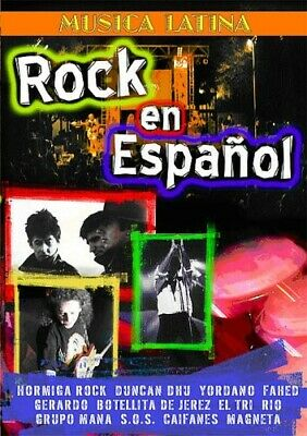 $ CDN13.62 • Buy Rock En Espanol (REGION 1 DVD New) Mana/Gerardo/ROC