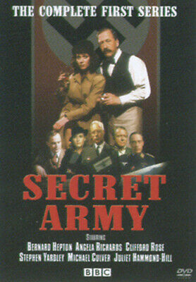 £6.75 • Buy Secret Army: The Complete First Series DVD (2003) Jan Francis Cert 12