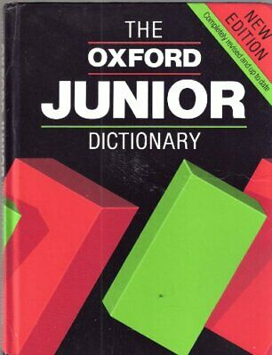 £1.89 • Buy Oxford Junior Dictionary By  Rosemary Sansome, Dee Reid. 9780199102334