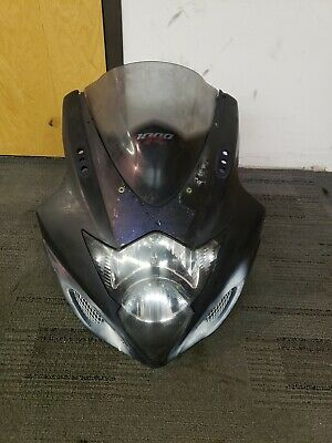 $249.99 • Buy 05-06 Suzuki GSXR 1000 FRONT UPPER HEADLIGHT FAIRING COWLING COWL OEM 2005 2006