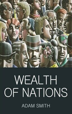 AU11.61 • Buy Wealth Of Nations By Adam Smith (Paperback, 2012) Best Selling Books Free Post