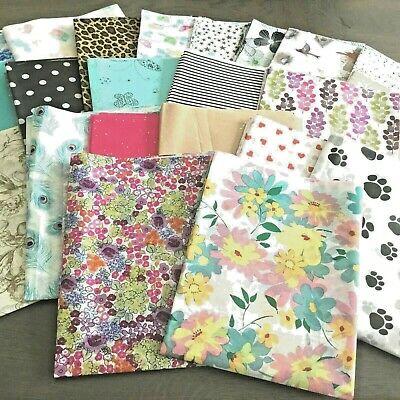 £3.39 • Buy Patterned Printed Tissue Paper Wrap 40+ Designs HUGE Selection Premium Quality