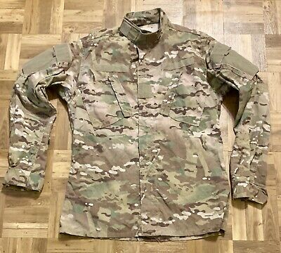 52b9675325cb8 Army Ocp Combat Coat Top Jacket Medium X-long Usgi Multicam 50/50 Ripstop