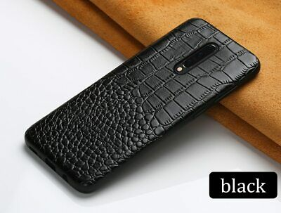 AU28.20 • Buy Leather Cases For Oneplus 7 Pro Shockproof Fitted Cover Mobile Heavy Duty Covers