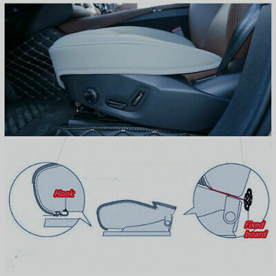 $20.53 • Buy New CAR PARTS Luxury PU Leather Car Seat Protector Seat 3D Full Surround