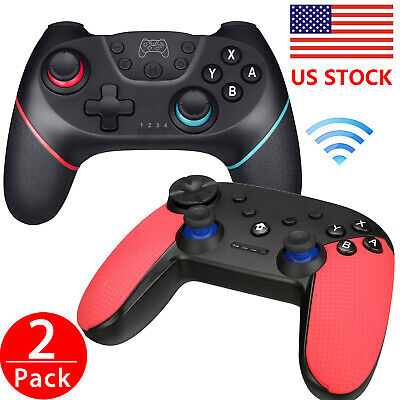 $21.99 • Buy Wireless Pro Gamepad Joypad Remote Controller For Nintendo Switch NS Console New