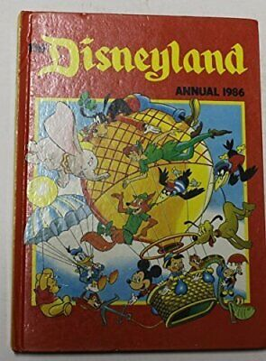 Disneyland Annual 1986, Disney, Walt, Used; Good Book • 5.60£