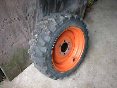 kubota tractor wheels