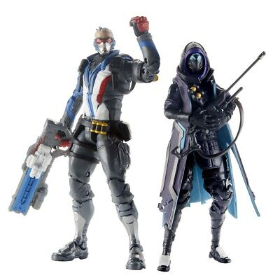 AU40 • Buy Overwatch - Soldier: 76 And Ana Shrike 6  Ultimates Series Dual Pack Collectible
