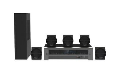Blackweb 1000-Watt 5.1 Channel Receiver Home Theater System With BT - Brand New • 119.99$