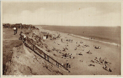 HOPTON-ON-SEA ( Norfolk) :  The Beach-PHOTOCHROM • 5£