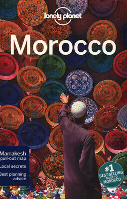 Morocco By Lonely Planet (Paperback / Softback) Expertly Refurbished Product • 3.14£