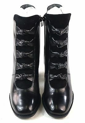 $88 • Buy $229 Everybody Black Ankle Boots Shoes Womens  9.5 Medium (B,M)