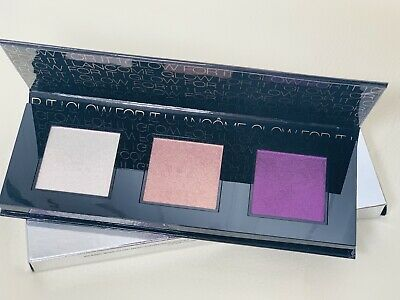 £14.90 • Buy Lancome Glow For It Highlighter Palette - Shade 04 Amethyst Radiance 100% Auth!