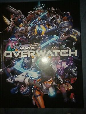 AU50 • Buy The Art Of Overwatch Hardcover Collector's Art Book