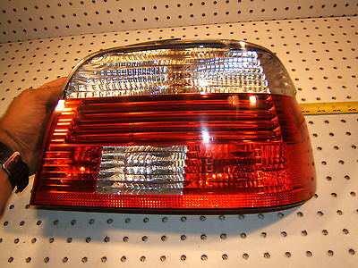 $197 • Buy BMW Late E39 Rear Trunk Right Passeg HELLA LED Taillight Genuine BMW OEM 1 Lens
