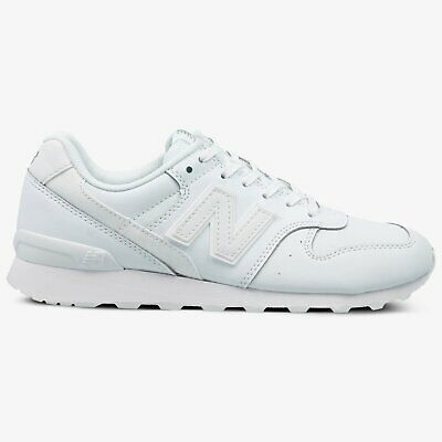 new balance donna bianche pelle
