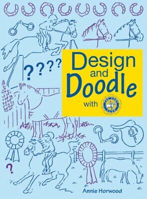 £3.59 • Buy Design & Doodle With The Pony Club By Annie Horwood Book The Cheap Fast Free