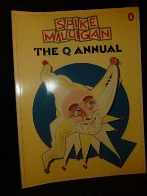 The Q Annual By Milligan, Spike Paperback Book The Cheap Fast Free Post • 4.49£