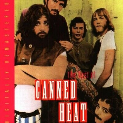 £2.76 • Buy Canned Heat Best Of CD Value Guaranteed From EBay's Biggest Seller!