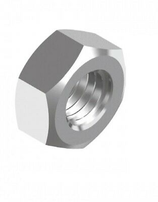 AU5.30 • Buy Hex Standard Nut M8 (8mm) Metric Coarse Stainless Steel G304