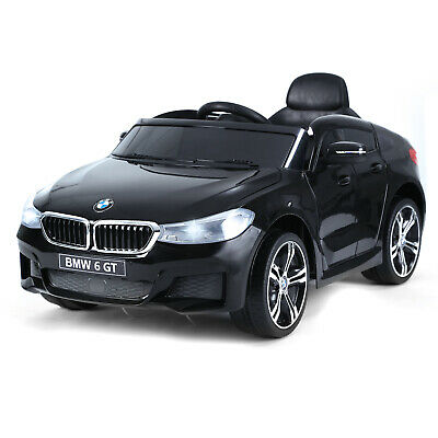 £122.99 • Buy HOMCOM Kids Ride On Car Licensed BMW 6GT 6V Electric Battery Powered Music Play