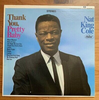 £6.73 • Buy NAT KING COLE Thank You,Pretty Baby 1 Magic Moment Wishing Well People - EX LP