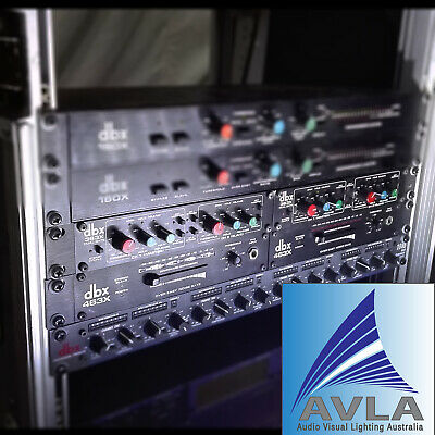 AU180 • Buy DBX 463x Single Channel Over Easy Noise Gate