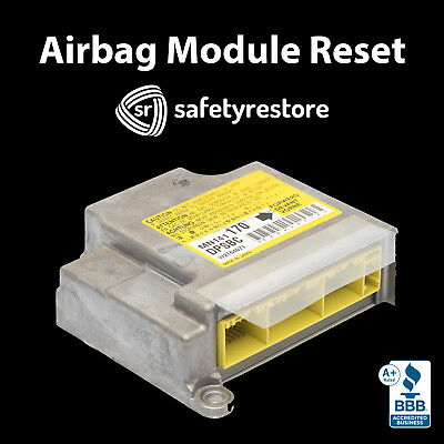 $34.99 • Buy Ford F-150 Srs Airbag Module Reset - Clear Crash Data Hard Codes