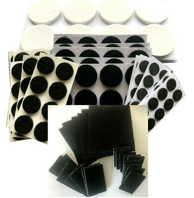 £1.85 • Buy 8x SELF ADHESIVE FLOOR,FURNITURE,CHAIR LEGS ANTI SCRATCH PROTECTOR STICKY PADS