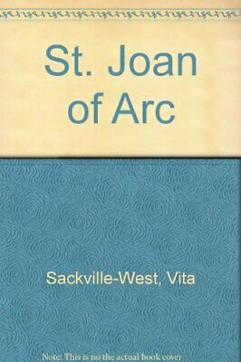 £3.29 • Buy St. Joan Of Arc By Sackville-West, Vita Paperback Book The Cheap Fast Free Post