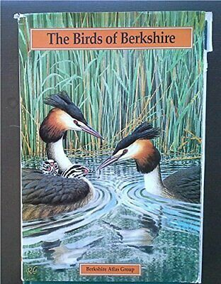 The Birds Of Berkshire By Ian D. Collins Book The Cheap Fast Free Post • 8.49£