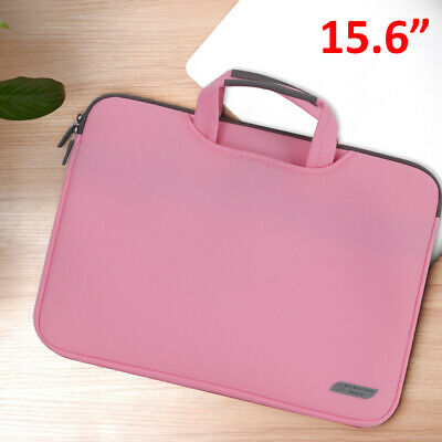 15.6'' Laptop Shoulder Bags PC Waterproof Carrying Soft Notebook Case Cover • 7.99£