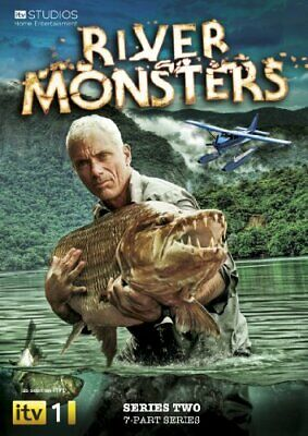 £7.82 • Buy River Monsters - Series 2 [DVD] - DVD  7OVG The Cheap Fast Free Post