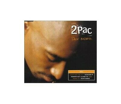 2 Pac - Dear Mama [CD 2] (1995) - 2 Pac CD ASVG The Cheap Fast Free Post The • 4.67£