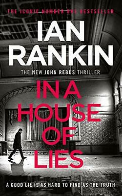 In A House Of Lies: The Brand New Rebus Thriller - The No.1 Be... By Rankin, Ian • 3.99£