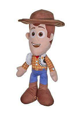 £14.95 • Buy Official Disney Toy Story 4 Woody Large 12  Soft Toy Plush Teddy New With Tags