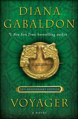 AU42 • Buy Voyager (25th Anniversary Edition) Outlander By: Diana Gabaldon